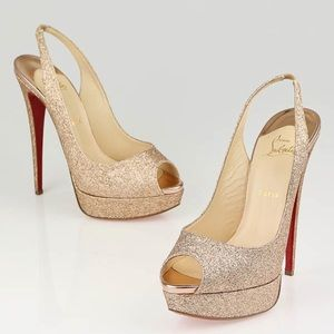 Christian loubiton heels